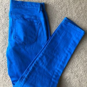 Victoria's Secret Jeans - Victoria's Secret VS MIDI COLORED JEANS SZ 10